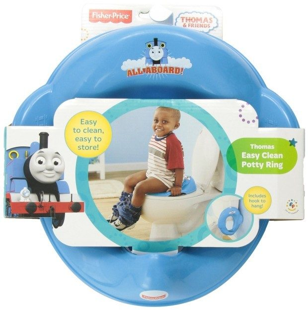 Thomas Easy Clean Potty Ring $6.66 + FREE Shipping with Prime!