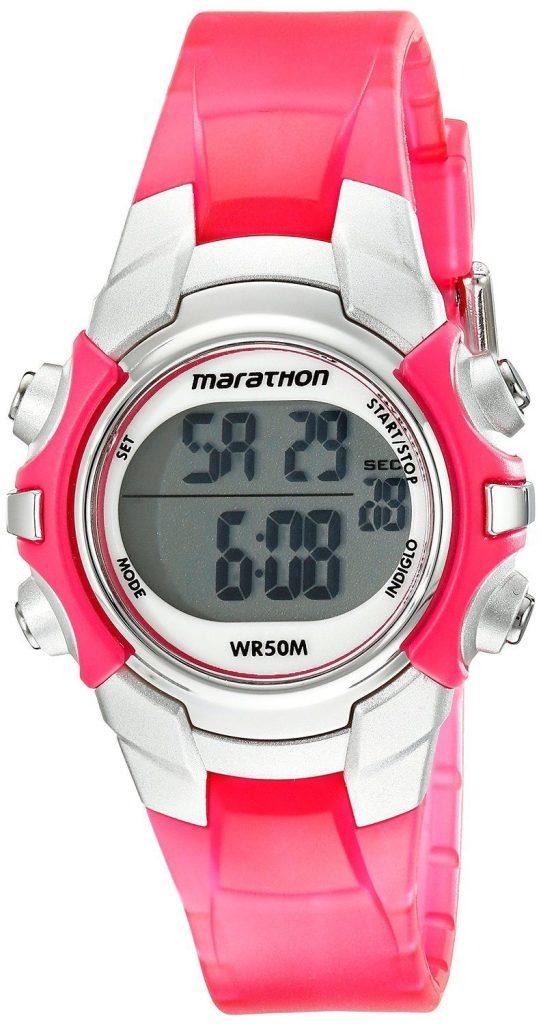 Timex Marathon Digital Pink Sport Watch Only $14.84! (Reg. $23)