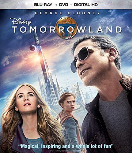 Tomorrowland [Multi-Format] Just $23.40!  Down From $39.99!
