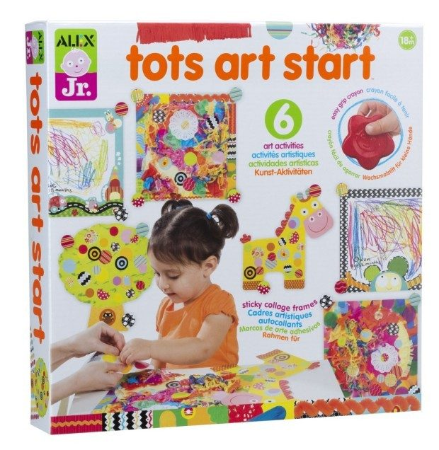ALEX Toys ALEX Jr. Tots Art Start Just $10.87! (Reg. $17)