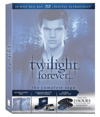 Twilight Forever: The Complete Saga Multi-Format Just $20 Down From $75!