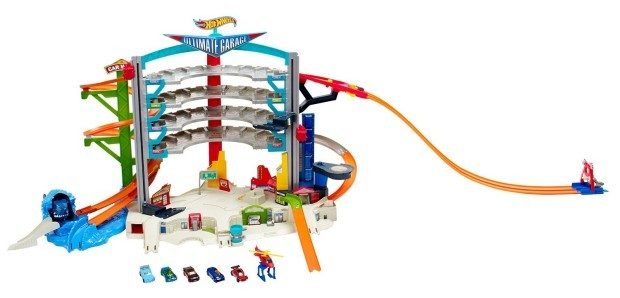 Hot Wheels Ultimate Garage Playset Only $79.99! Down From $100!!