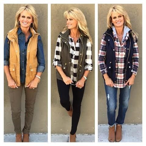 Utility Fur Vest - 5 Colors up to XL Only $29.99!