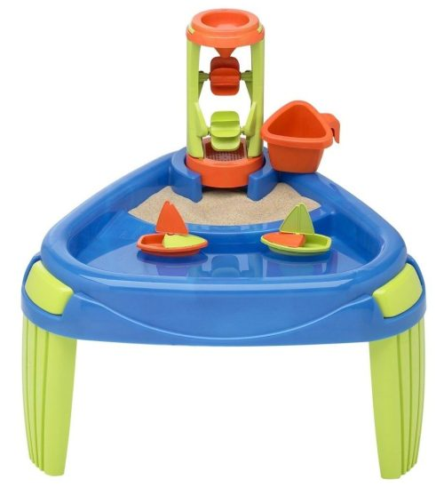 American Plastic Toy Water Wheel Play Table