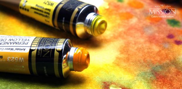 FREE Mijello Watercolor Samples!