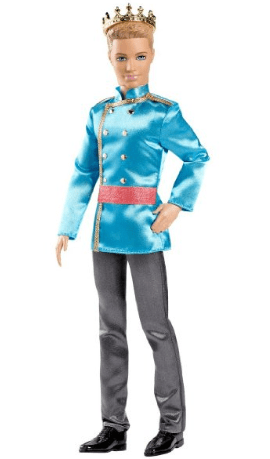 Barbie and The Secret Door Prince Doll Only $6.59 + FREE Prime Shipping (Reg. $11)!