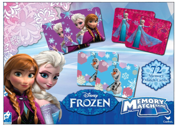 Disney Frozen Memory Match Game $4.99! (reg. $18.99)
