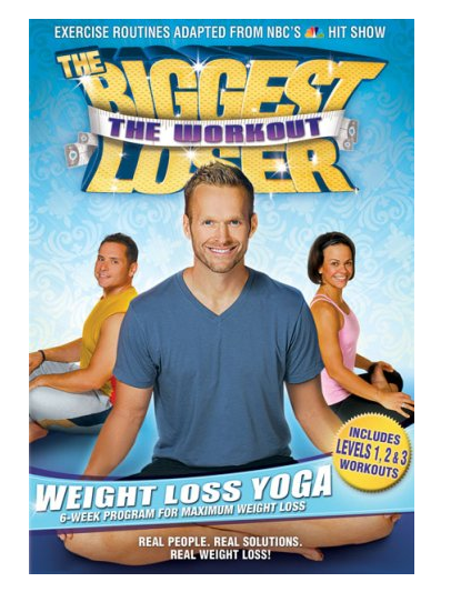 The Biggest Loser Weight Loss Yoga Just $6.96 + FREE Prime Shipping (Reg. $15)!