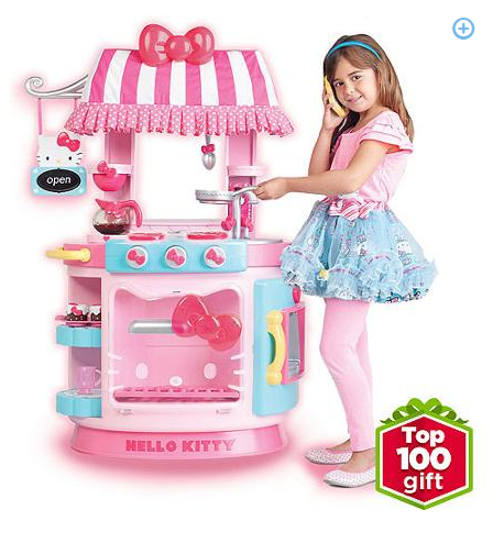 Hello Kitty Kitchen Cafe $59 + FREE Shipping (Reg. $80)!