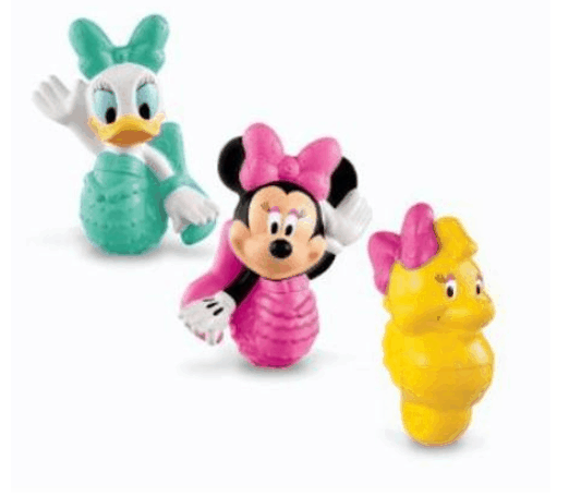 *CLEARANCE* Minnie Mouse & Friends Bath Squirters ONLY $4.00 (was $7.50)!