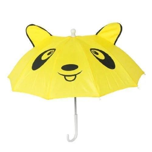 Yellow Panda Kids Umbrella Only $4.89 + FREE Shipping!