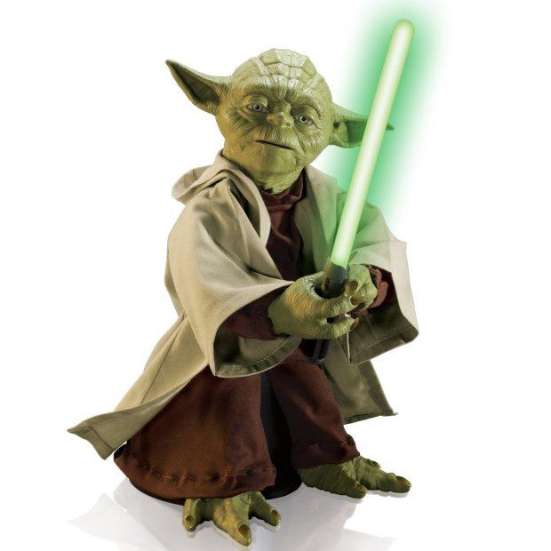 Star Wars Legendary Jedi Master Yoda Was $180 Now Only $89! Ships FREE!