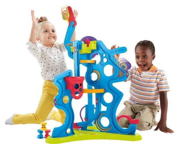 Fisher-Price Spinnyos Giant Yo-ller Coaster Just $19.98 (Reg. $50)