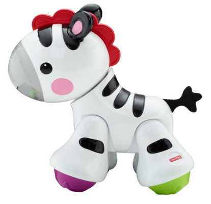 Fisher-Price Zebra Clicker Pal Just $5.35 Down From $10!