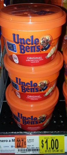 Uncle Ben's Original Rice Bowls