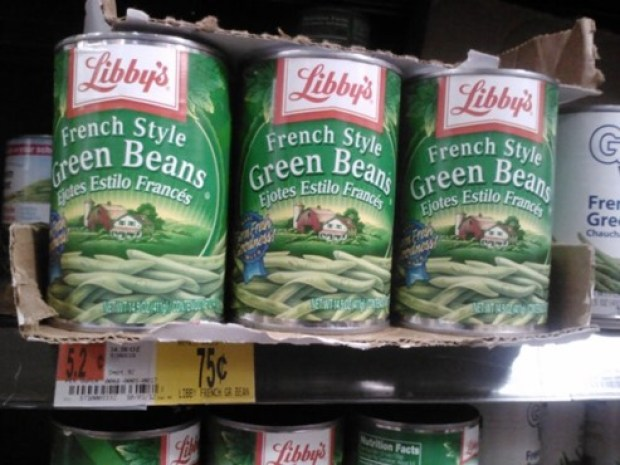 Libby's Vegetables Just $0.50 At Walmart!