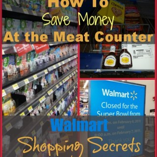 Walmart Shopping Secrets: How To Save Money at The Meat Counter