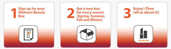 FREE Walmart Beauty Box! Just Pay Shipping!