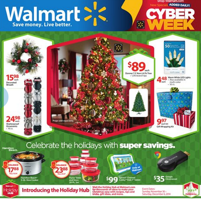 Walmart Has Released 3 New Weekly Ads Today For Us To Flip Through. There  Is A U201cElectronicsu201d Catalog, A U201cStock Up For Christmasu201d Ad, And A New  U201cGroceryu201d Ad.