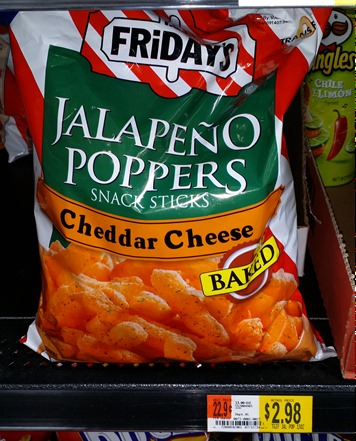 Fridays Jalapeno Poppers