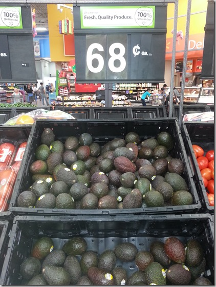 Avocados Just $0.31 At Walmart!