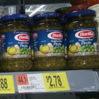 FREE Barilla Pesto With Overage At Walmart!