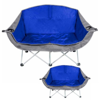 Ozark Trail 2-Person Camping Love Seat Just $34.97 At Walmart! Down From $50!