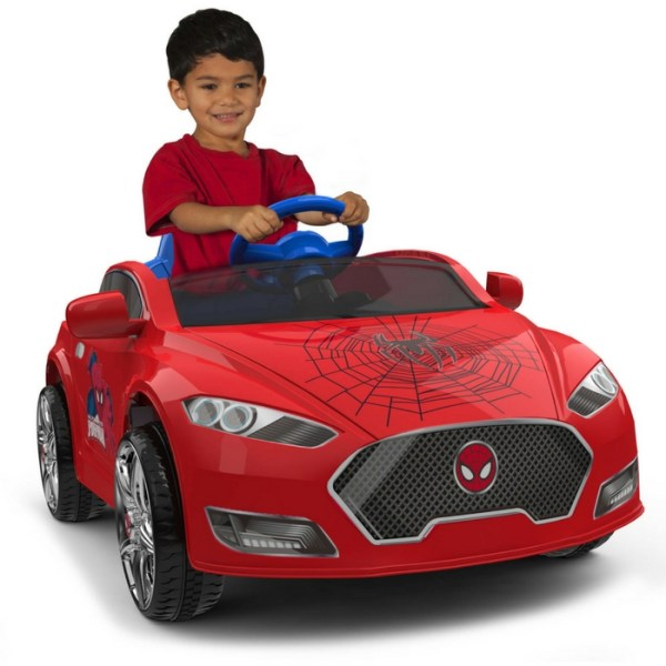 Spiderman Coupe Ride-On Just $79! Down From $149! PLUS FREE Shipping!