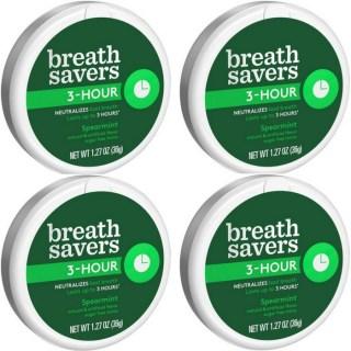 Breath Savers 3-Hour Sugar Free Mints Just $0.98 At Walmart!