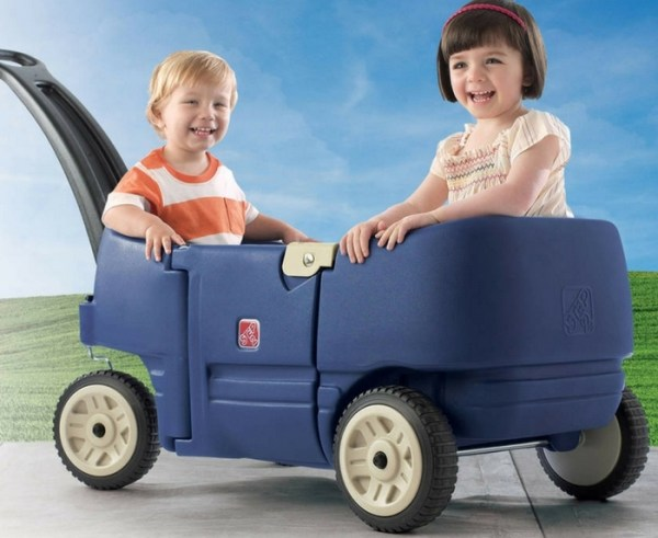 Step2 Wagon For Two Just $55.99! Down From $70! PLUS FREE Shipping!