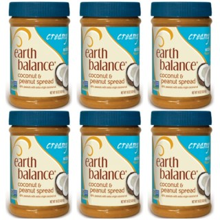 Earth Balance Creamy Coconut & Peanut Spread Just $0.98 At Walmart!