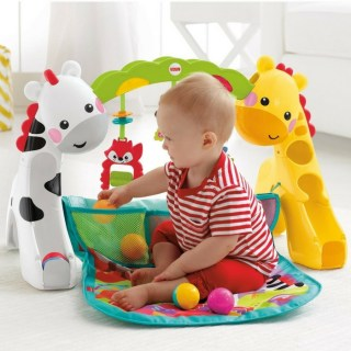 Firsher-Price Newborn-To-Toddler Play Gym Just $34.88! Down From $47.90!