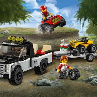 LEGO City ATV Race Team Just $12.79! Down From $19!