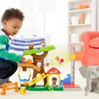 Fisher-Price Little People Big Animal Zoo Just $14.99! Down From $40!