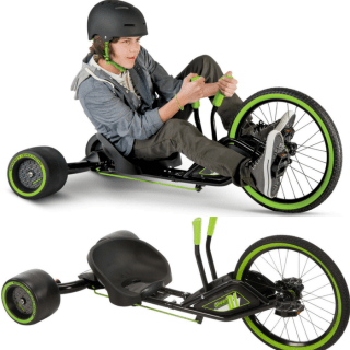 Huffy Green Machine Tricycle Just $59! Down From $99! PLUS FREE Shipping!