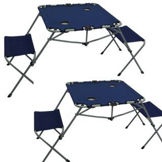 Ozark Trail 2-In-1 Table Set Just $19.99! Down From $29!