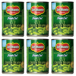 Del Monte Green Beans Just $0.37 At Walmart!