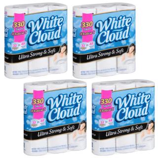 White Cloud Bath Tissue Just $0.98 At Walmart!