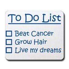 To Do List cancer
