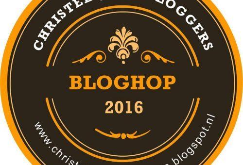 bloghop 2016