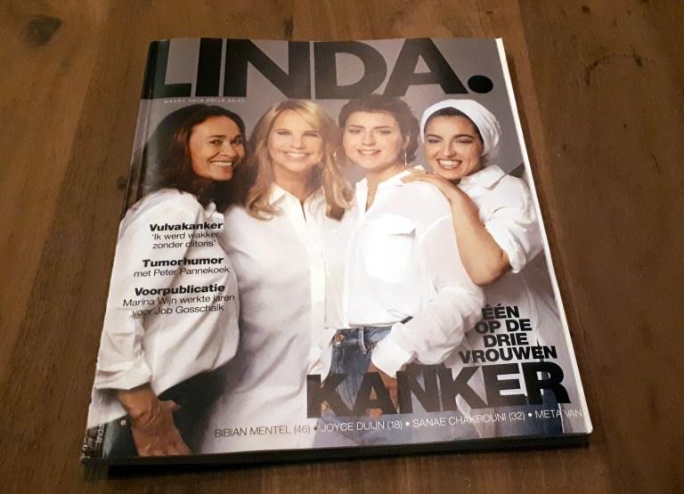 De nieuwe LINDA. over kanker