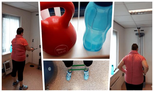 Medische fitness vanmorgen