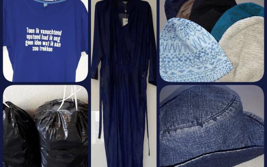 Opruimen van mijn kledingkast