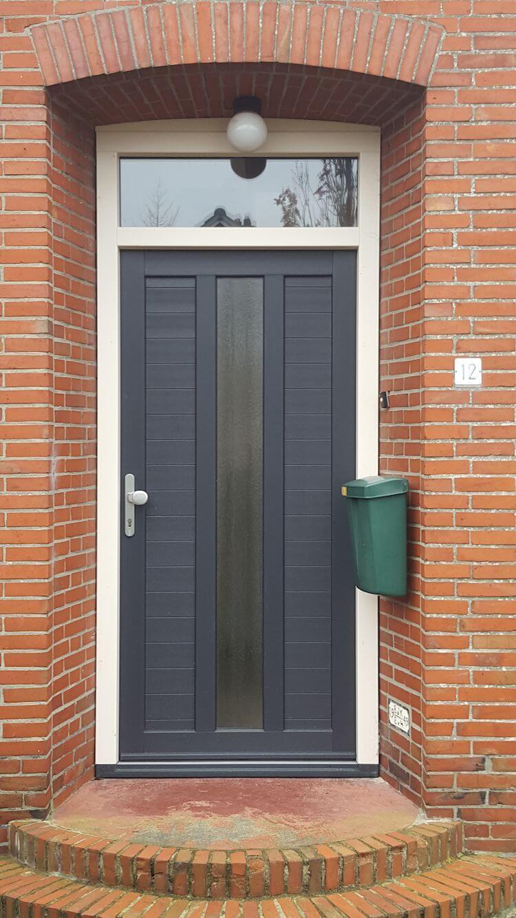 Groeneveld Kozijnen | Grijpskerk | Kunststof deuren