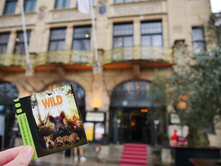 Film Wild, bonte families op de Veluwe