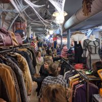 Tweedehands kledingwinkels in Parijs