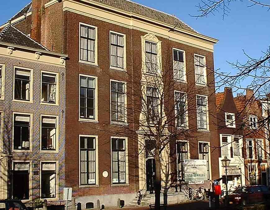 Academisch arrangement in Leiden (Stadswandeling, Hortus, lunch en SieboldHuis)