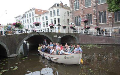 Culinaire rondvaart Leiden