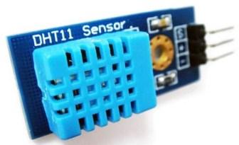 Sensorn som mäter temperatur och luftfuktighet!