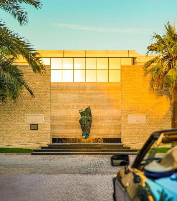 The Spa Hotel Review: Melia Desert Palm, Dubai, United Arab Emirates